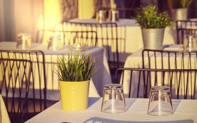 Six choses à considérer avant d'acheter des meubles pour le restaurant