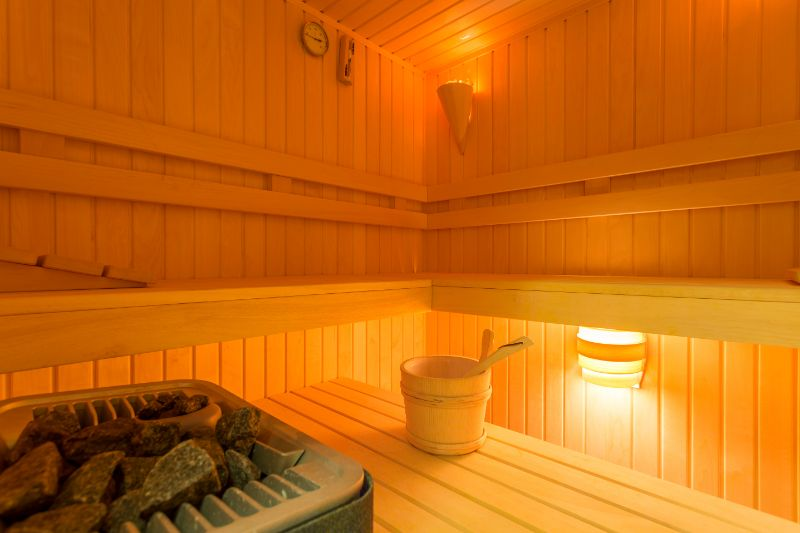 Les avantages des saunas infrarouges